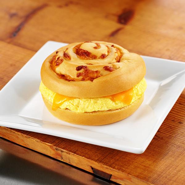 Egg Cheese Sandwich small