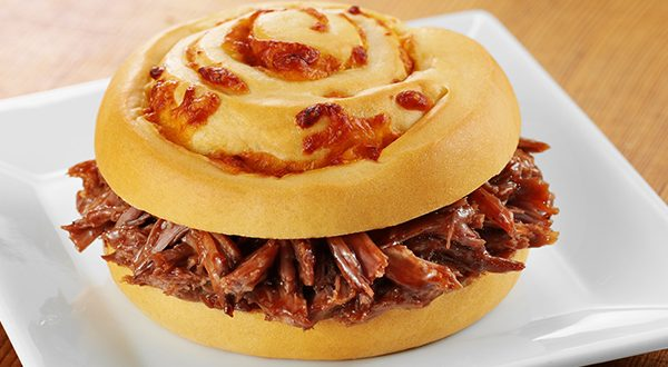 Pulled BBQ Beef Sandwich