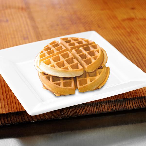 belgian waffle small