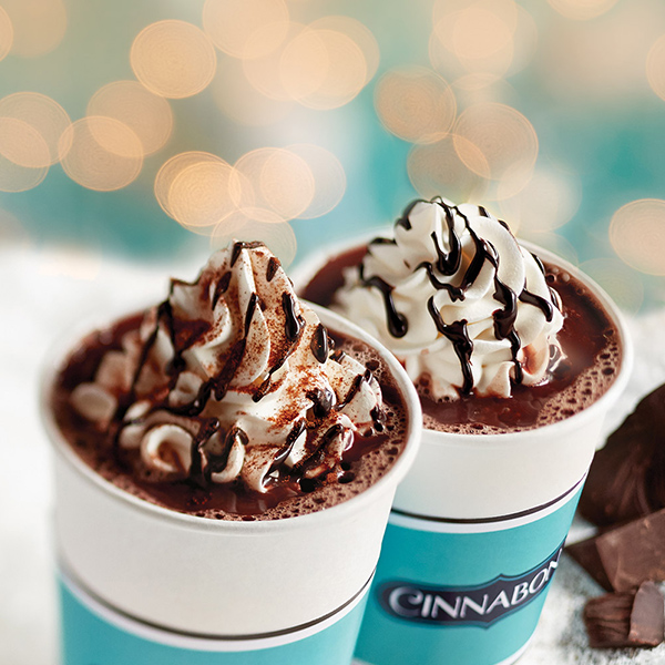hot white chocolate small
